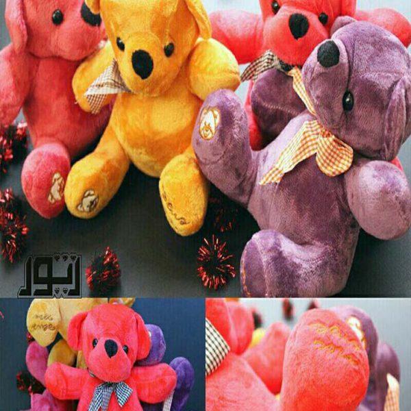 عروسک خرس ولنتاین