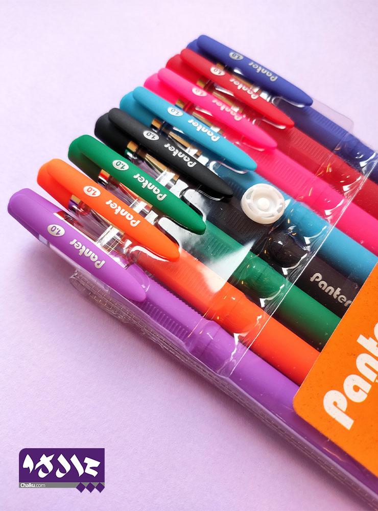 خودکار رنگی پنتر