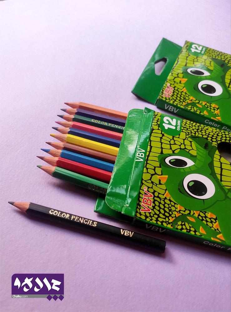 مداد رنگی کوچک