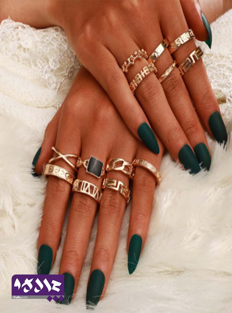 پک انگشتر
