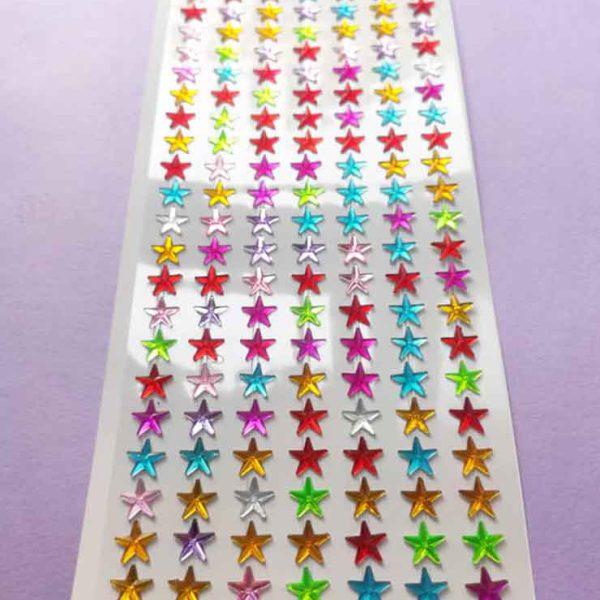 برچسب (استیکر) ستاره