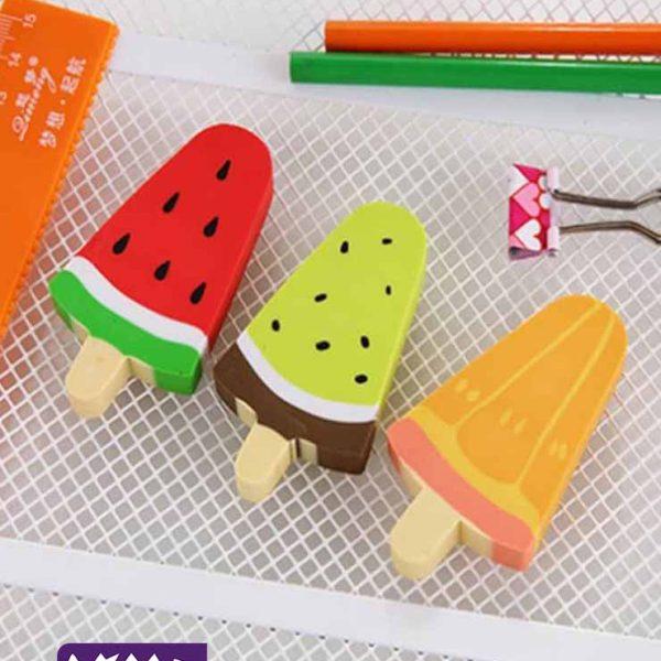 پاکن بستنی میوه ای