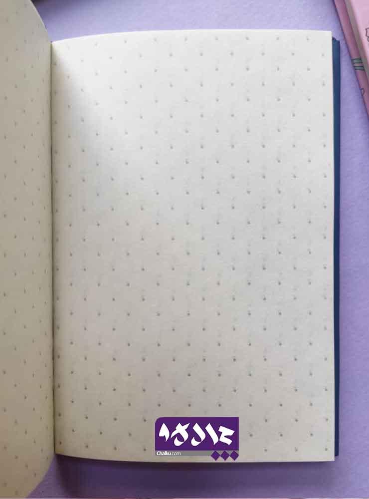 دفترچه نقطه ای یونیکورن