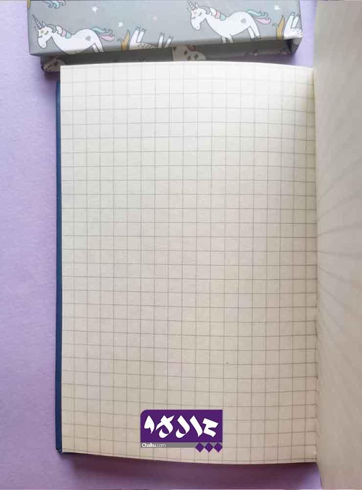 دفترچه شطرنجی یونیکورن