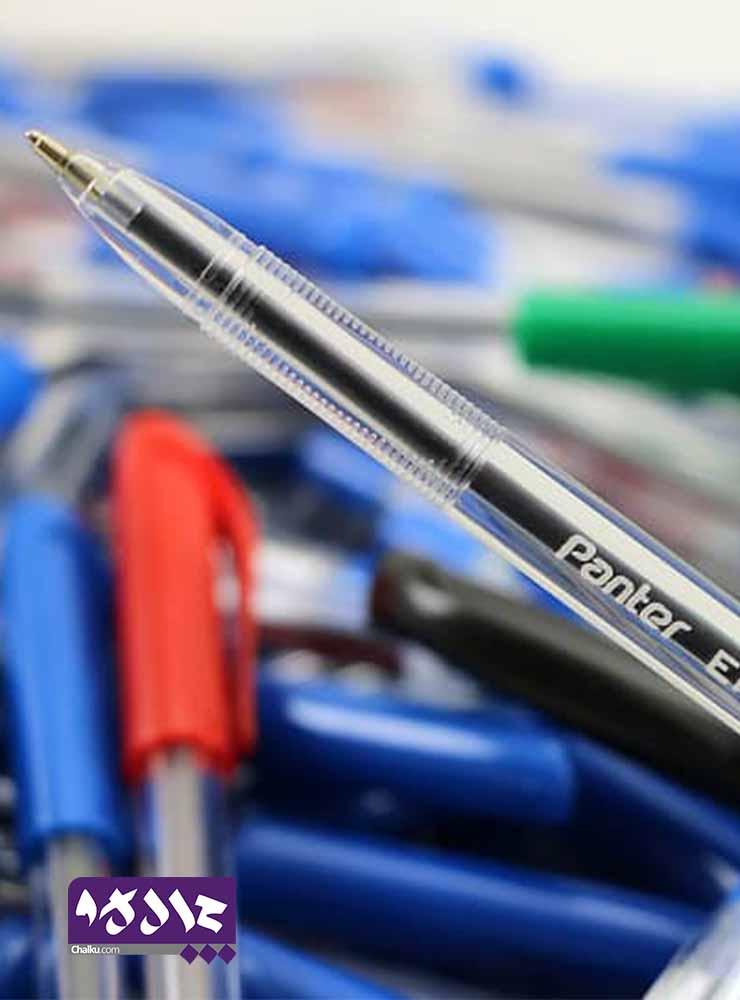 خودکار پنتر رنگ آبی