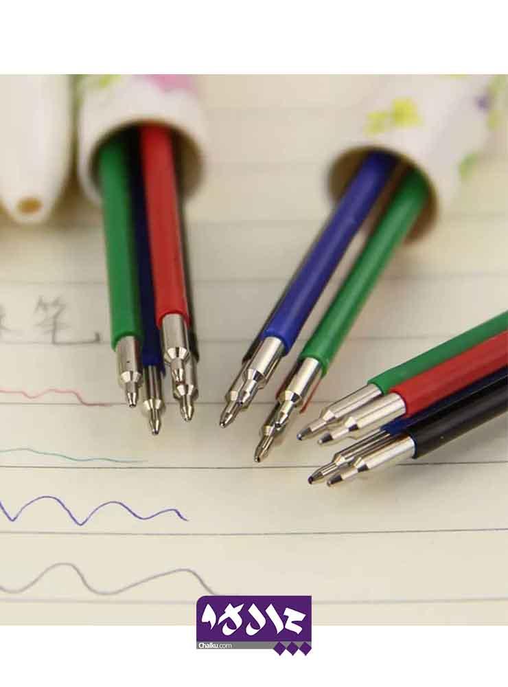 خودکار چهار رنگ aihao
