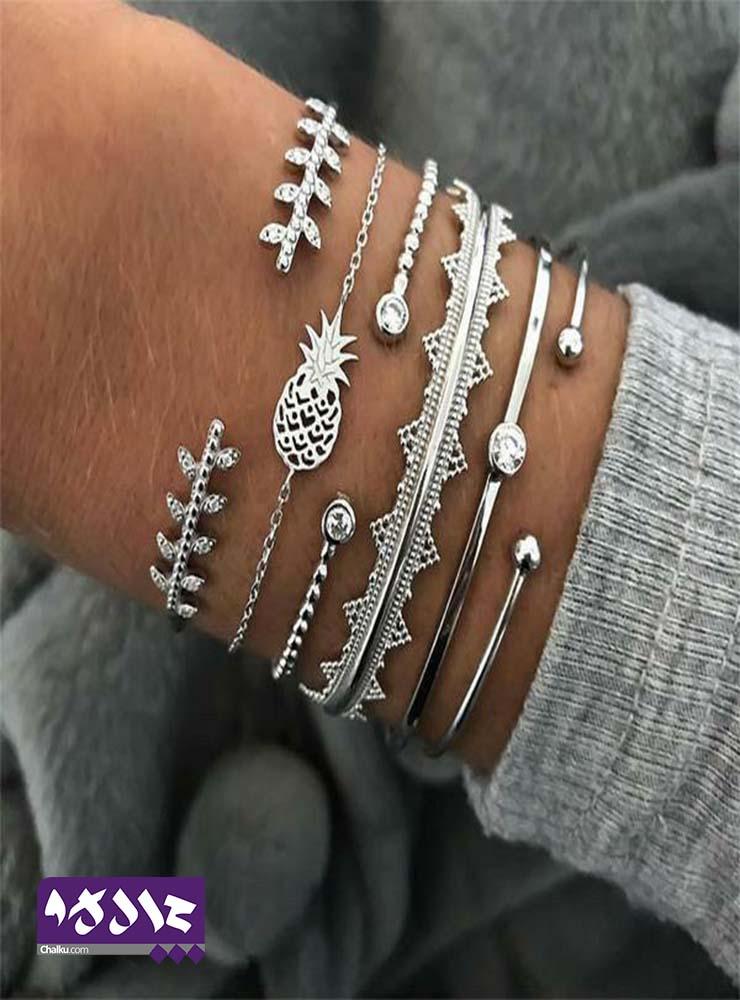 دستبند آناناس