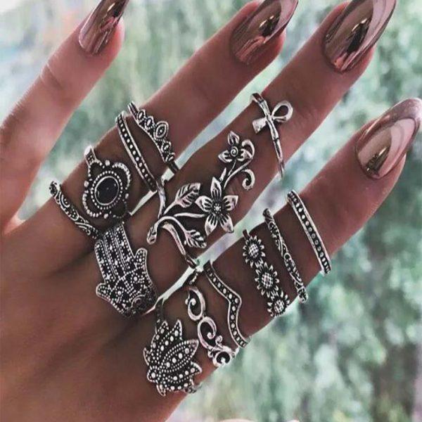 انگشتر بزرگ