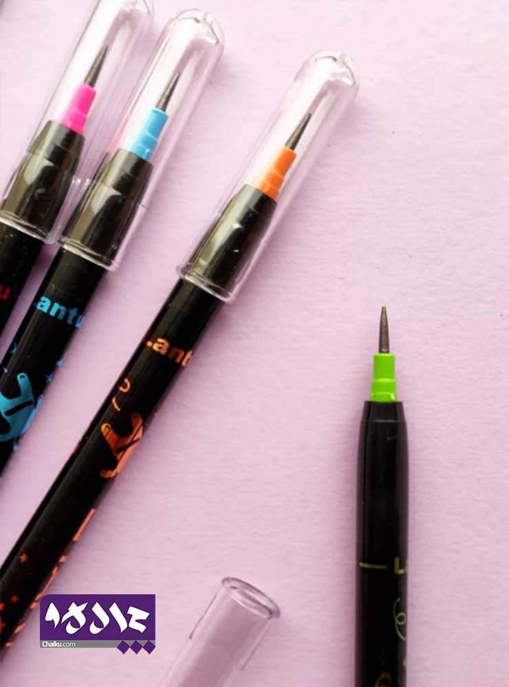مداد فشنگی 4 عددی