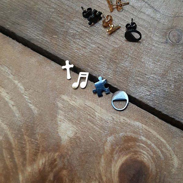 گوشواره صلیب