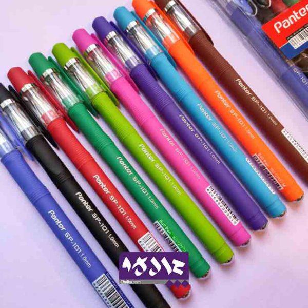 خودکار 10 رنگ پنتر