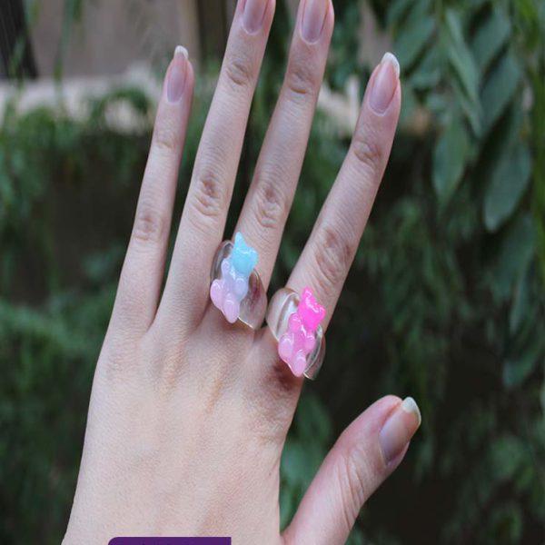 انگشتر خرسی
